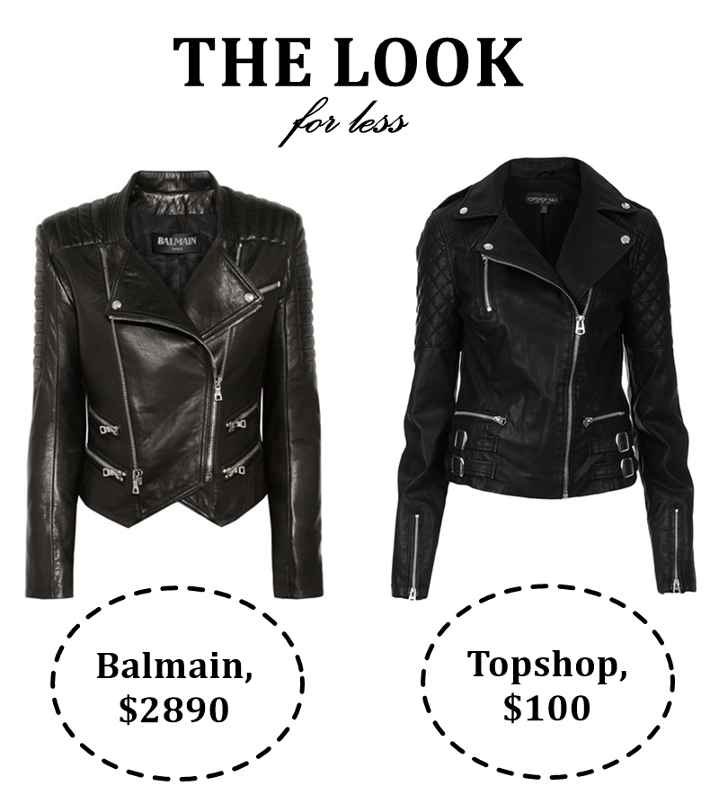 leather jackets FINISH