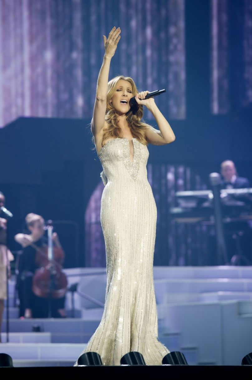 Photo courtesy of http://www.celinedion.com/