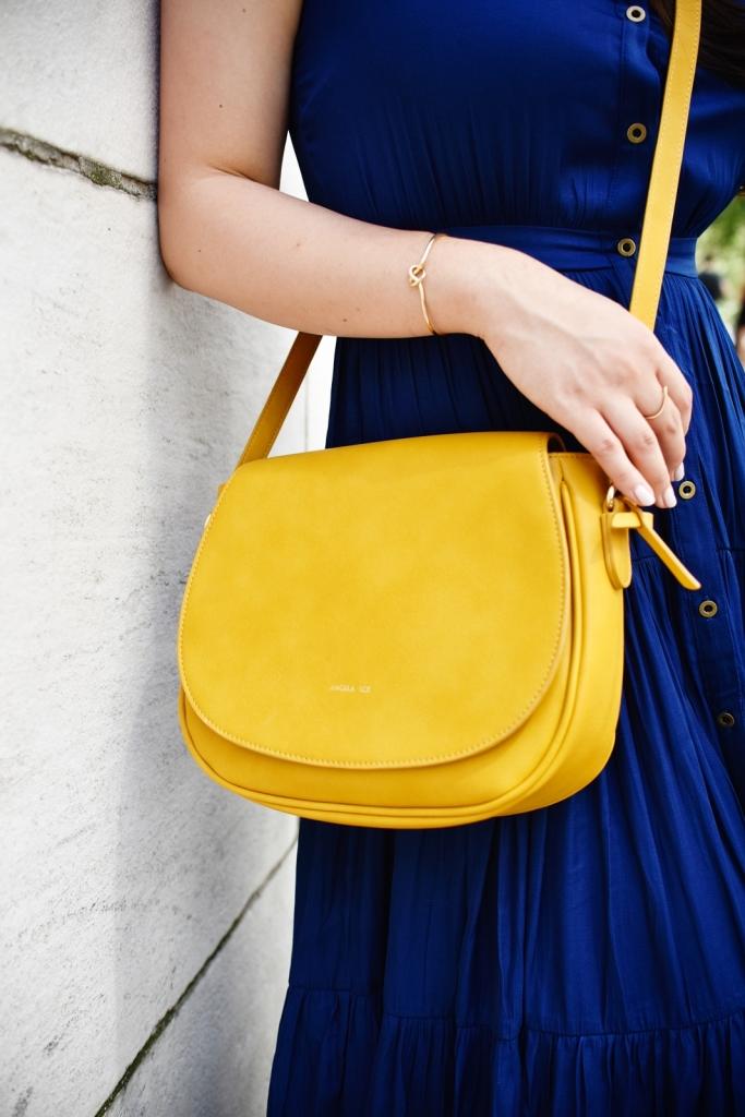 Angela Roi vegan leather handbag 2
